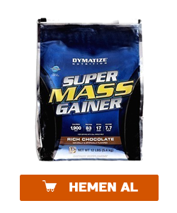 dymatize super mass gainer 5433 gr
