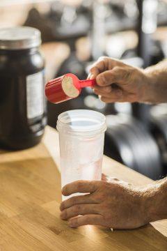 protein, kreatin kullanımı