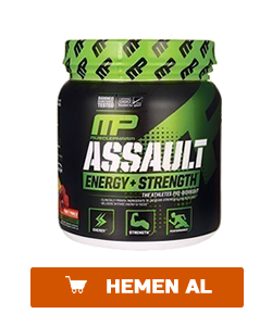 musclepharm assault sport 360 gr