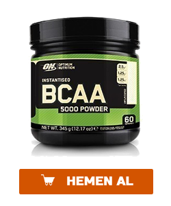 optimum bcaa 5000 powder 345 gr