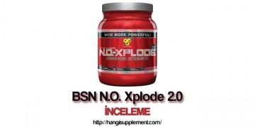 Bu ürünü diğer BSN performans artırıcıları ile karıştırmayın!