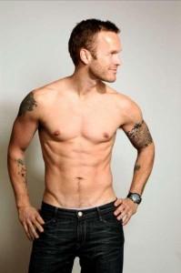 Pek çok kadına göre (anket sonucu) ideal erkek vücudu böyle gözüküyor...