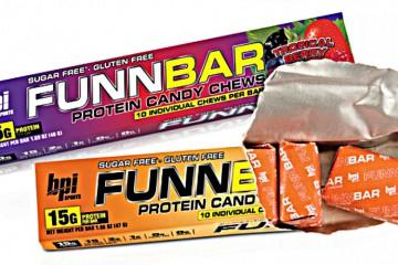 Oldukça değişik bir protein supplementi