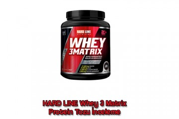 hardline-whey-3matrix-inceleme
