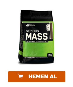 optimum serious mass 5450 gr