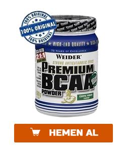 weider premium bcaa powder 500 gr