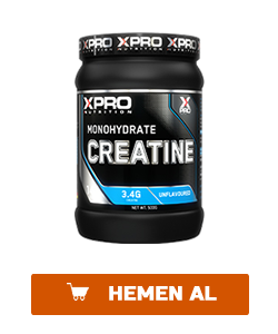 xpro creatine monohydrate 500 gr