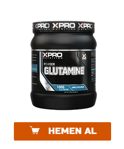 xpro glutamine powder 300 gr