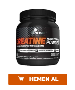 olimp creatine monohydrate powder 250 gr