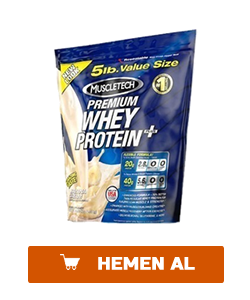 muscletech premium whey protein plus 2270 gr