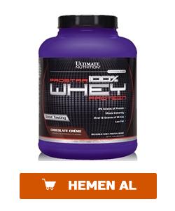 ultimate prostar whey protein tozu 2390 gr