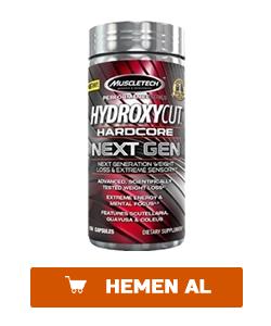 muscletech hydroxcut hardcore next gen 110 kapsul
