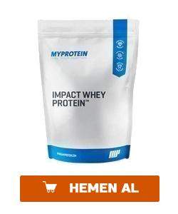myprotein impact whey protein 2500 gr
