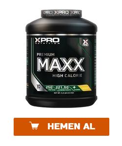 xpro maxx karbonhidrat tozu 2500 gr