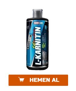hardline thermo l-karnitin sıvı 1000 ml