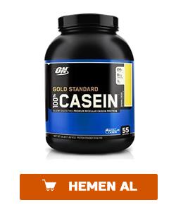 optimum casein gold standard 1800 gr protein tozu