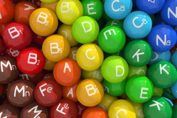 vitamin ve mutivitaminler
