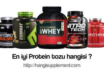 İşte piyasadaki en iyi protein tozu ürünleri!