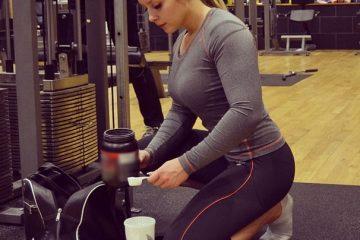 kadınların supplement kullanımı