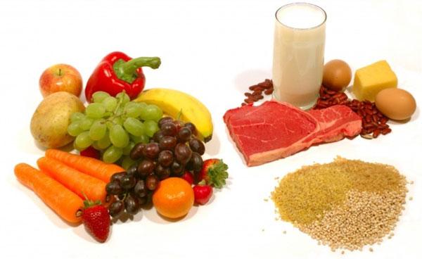 Dengeli beslenme sizi sağlıklı bir insan yapar, ne kadar mantıklı değil mi?