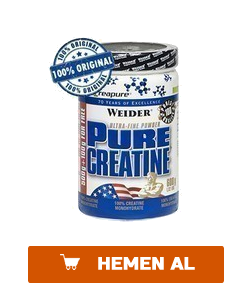weider pure creatine 600 gr