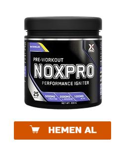 xpro noxpro pre-workout 300 gr