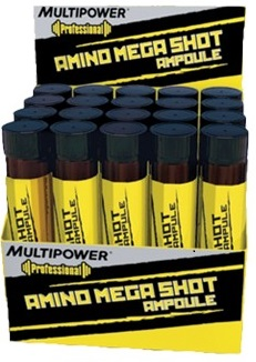 Multipower Amino Mega Shot 20 Ampul