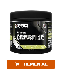 xpro creatine powder 150 gr