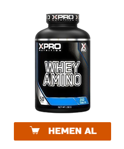 xpro whey amino 200 tablet