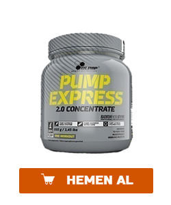 olimp pump express pre-workout 660 gr