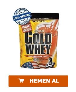weider gold whey protein tozu 2000 gr