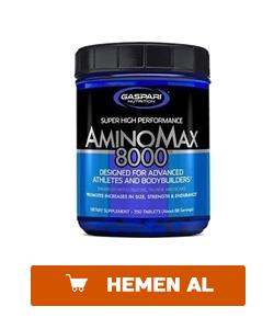 gaspari amino max 8000 gr