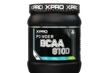 xpro bcaa 8100 powder
