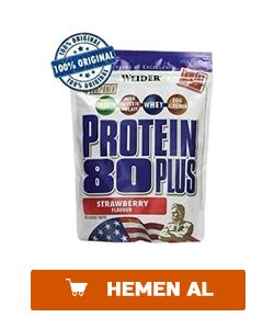 weider protein 80 plus 2000 gr