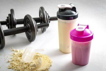 protein tozu, shaker