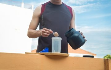 sabahları protein tozu kullanmak
